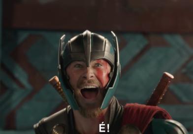 Thor: Ragnarok | Trailer internacional mostra participação de Doutor Estranho