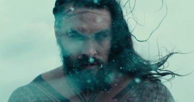 Aquaman | Imagens inéditas são divulgadas