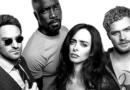 Os Defensores: série ganha pôster oficial animado ao som de Nirvana