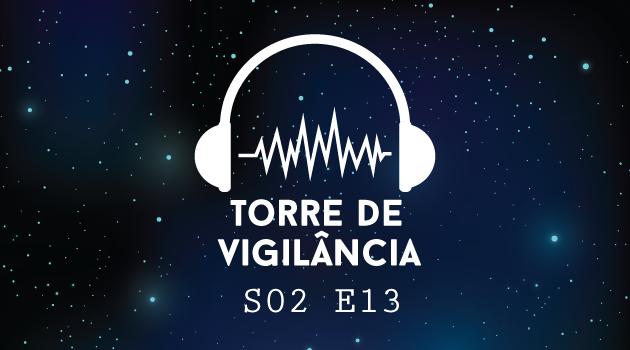 Torre de Vigilância S02E13 - Filmes de Terror e Entrevista com Alessandro Marques