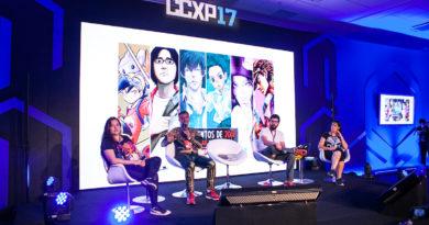 Panini divulgou lançamentos de 2018 na CCXP