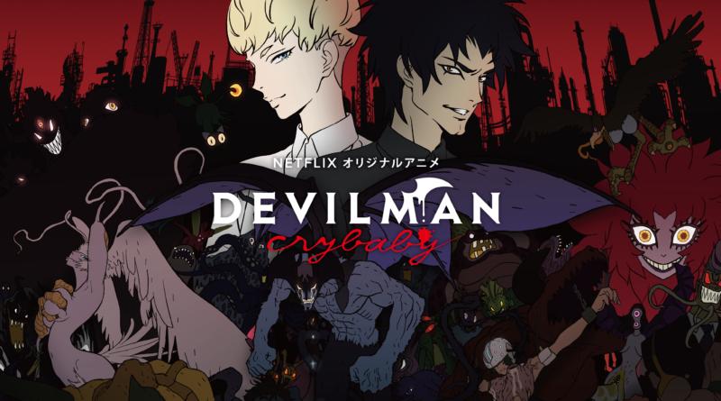 [Top 20] - Melhores Animes de 2018[Inverno/Primavera] Devilman_1-800x445
